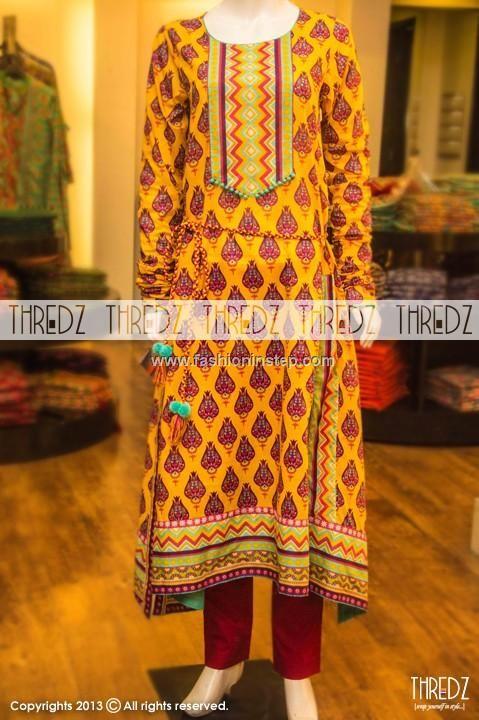 Thredz New Summer Collection 2013 for Women