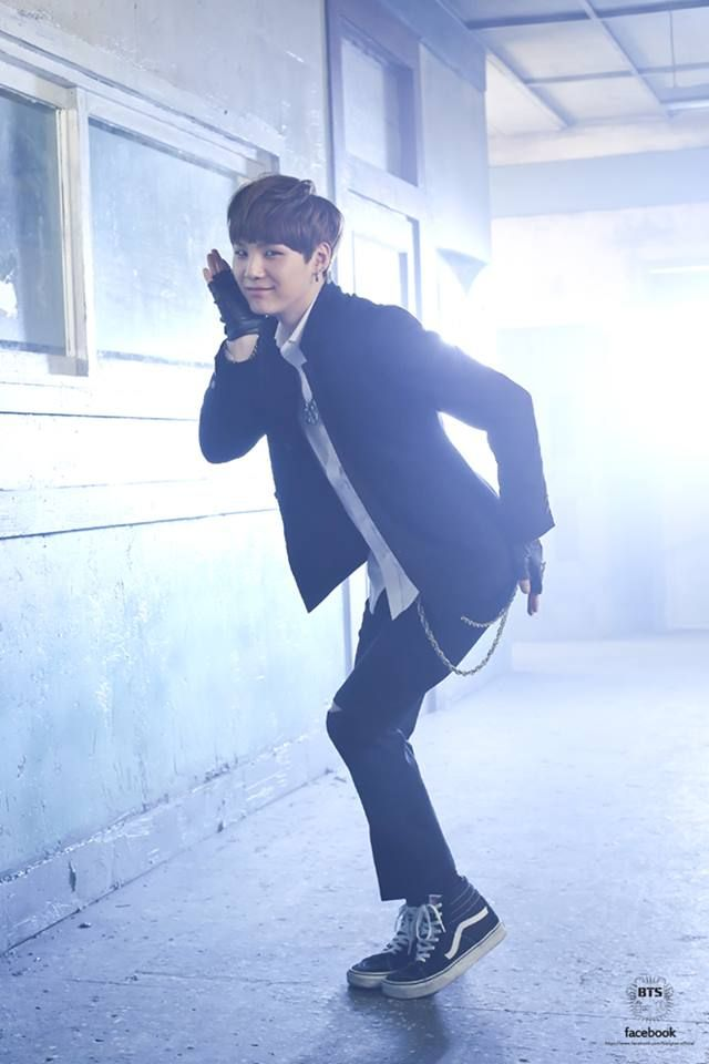 Suga During Boy In Luv S Mv Shooting Bts Boys Bts Suga Skool Luv Affair