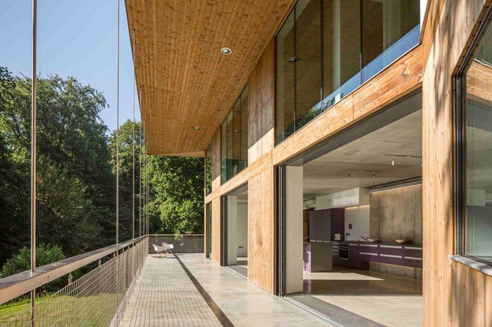 Red Bridge House / Smerin Architects