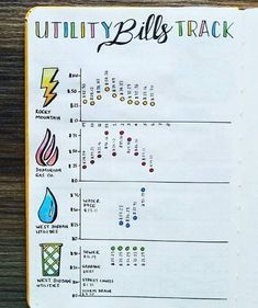 17 bullet journal pages to track money get it together pinterest