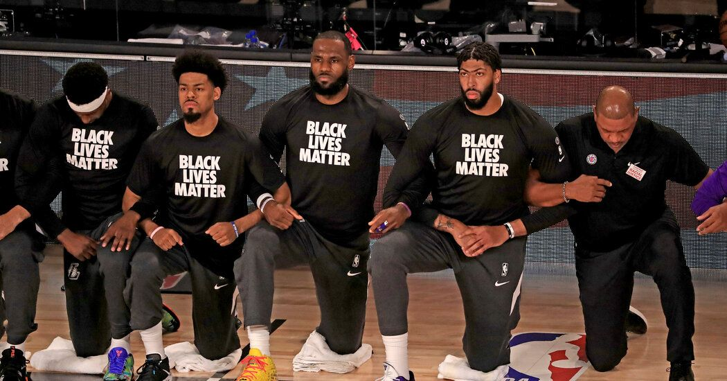 Opinion Athletes Are Finished Playing America's Rigged