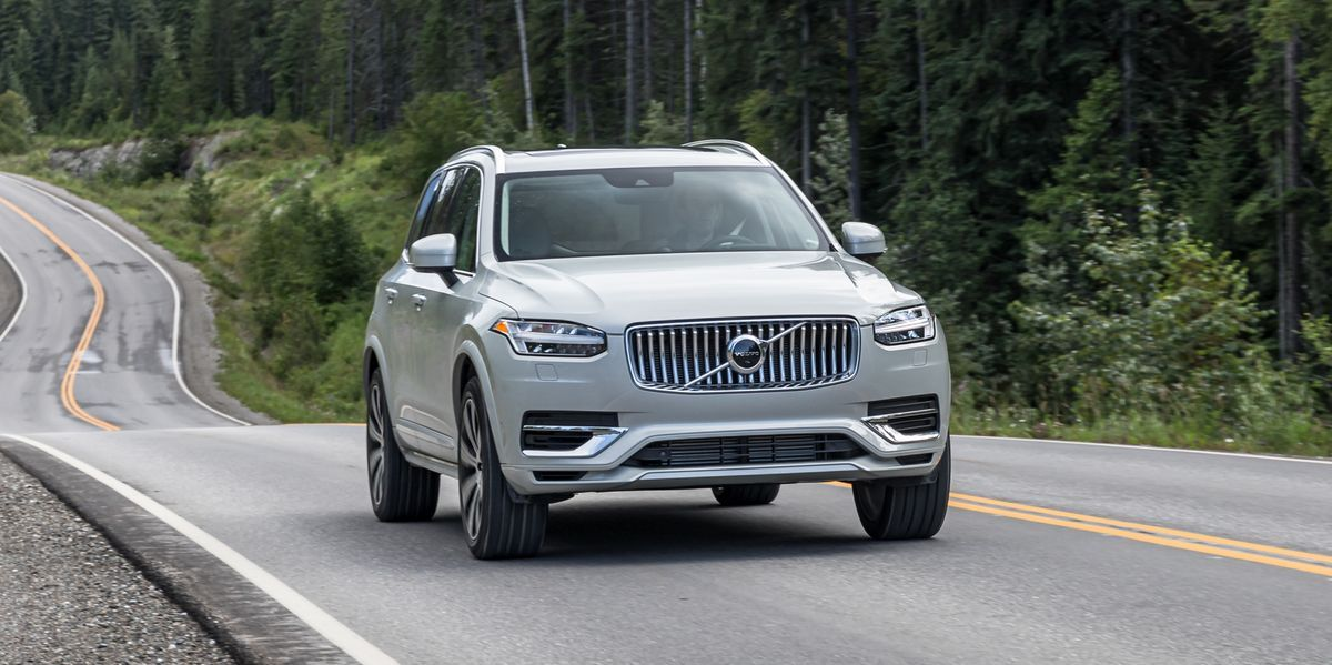 2020 Volvo Xc90 Ties A Bow Atop Four Years Of Continuous Upgrades Volvo Xc90 Volvo Car