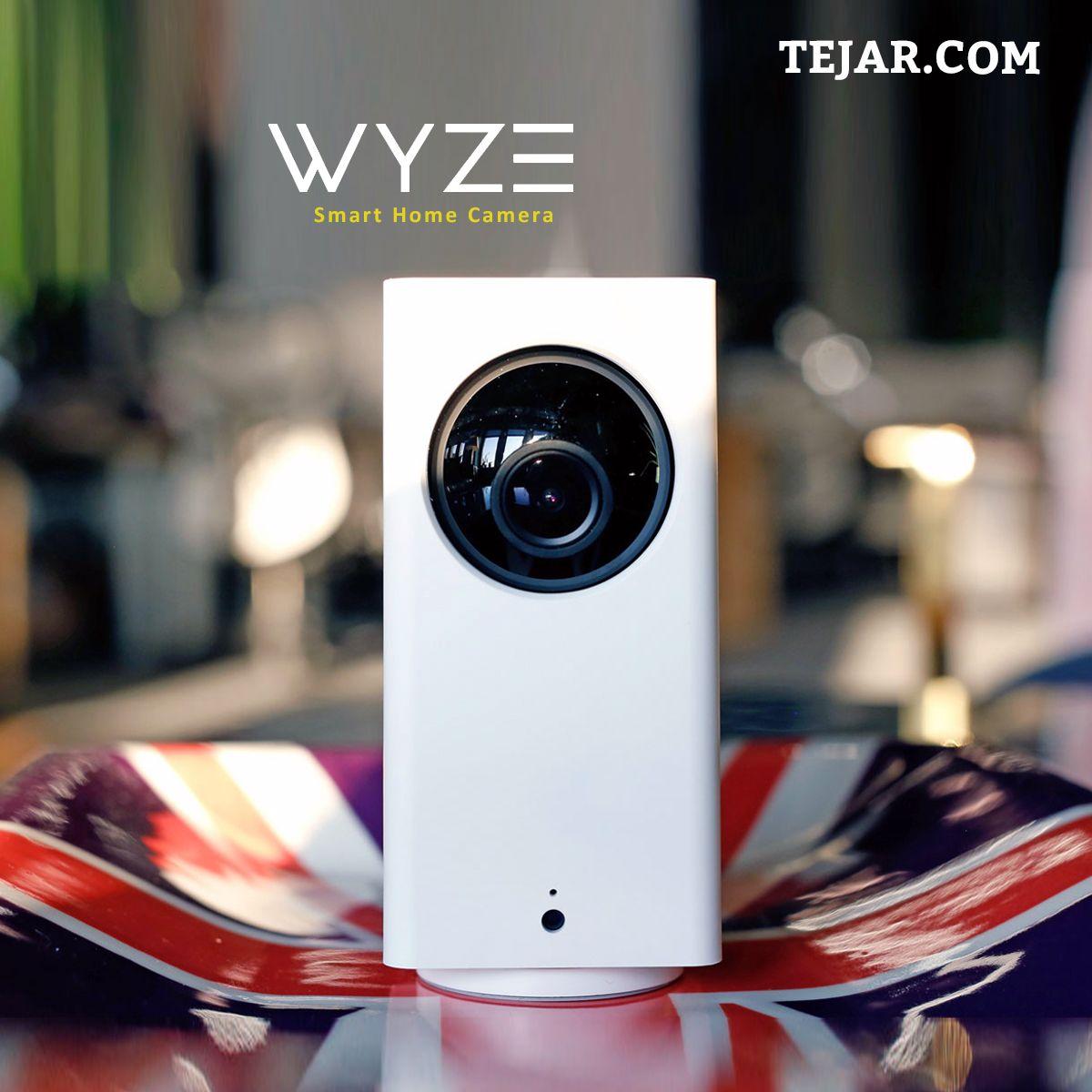 Wyze Labs Wyze Cam Pan Tilt Smart Home Camera Home