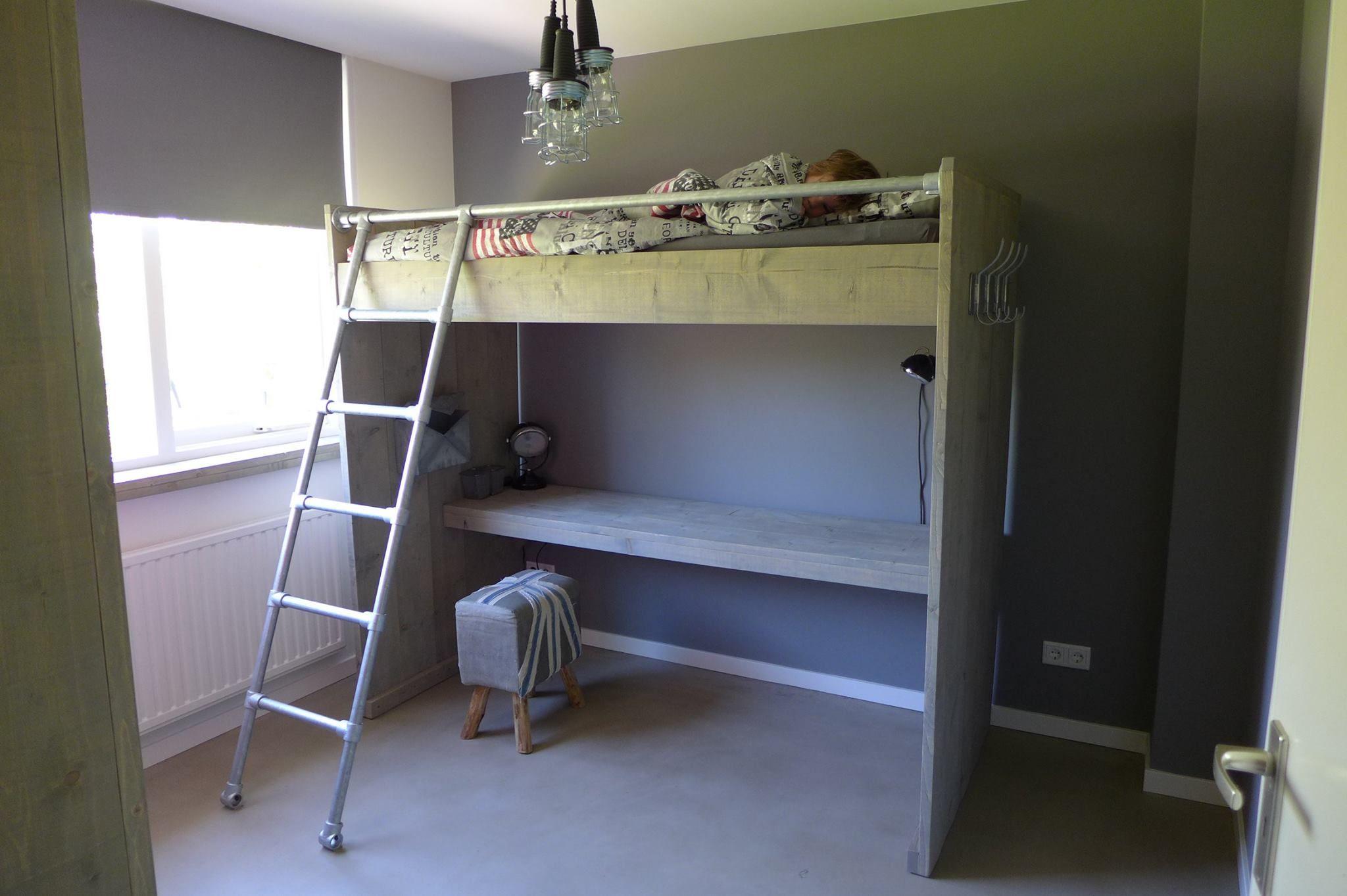 Hoogslaper google zoeken bunk bed in bedroom room
