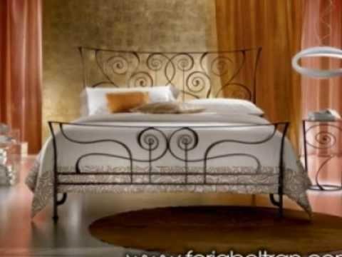 Camas de Forja : Dormitorios rusticos, clasicos, modernos. Tu ...