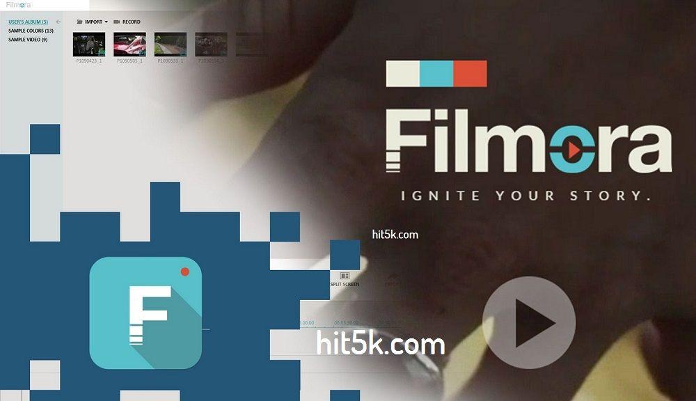 cara register filmora free