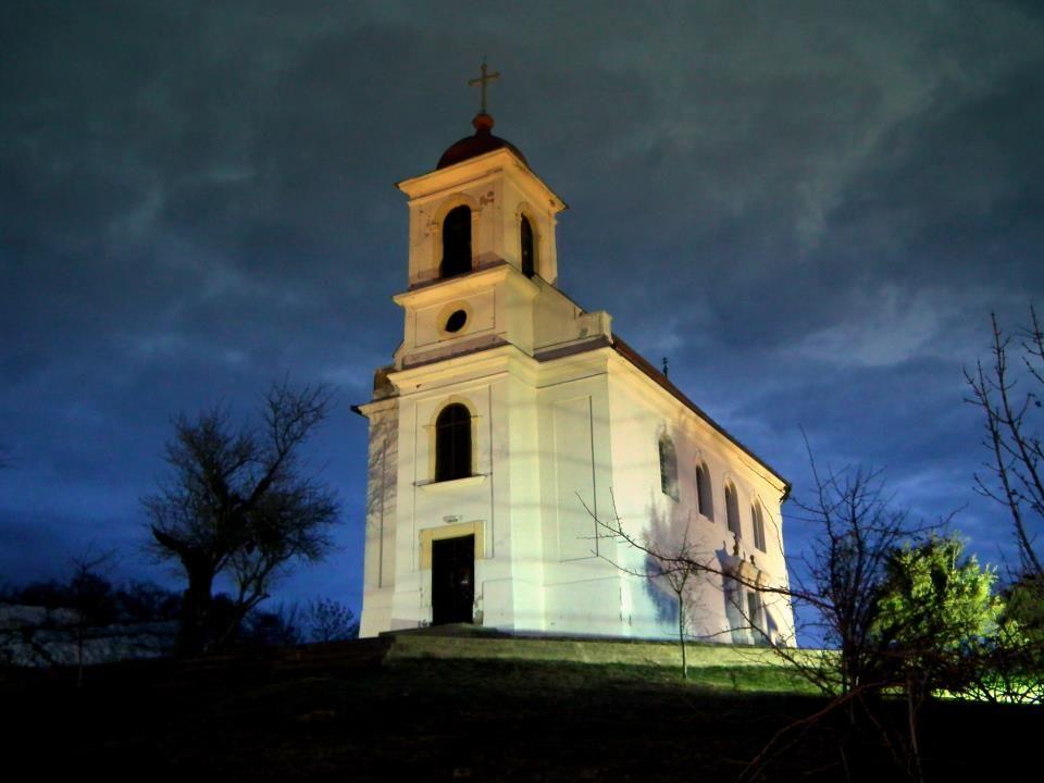 Little church in Pécs, Hungary