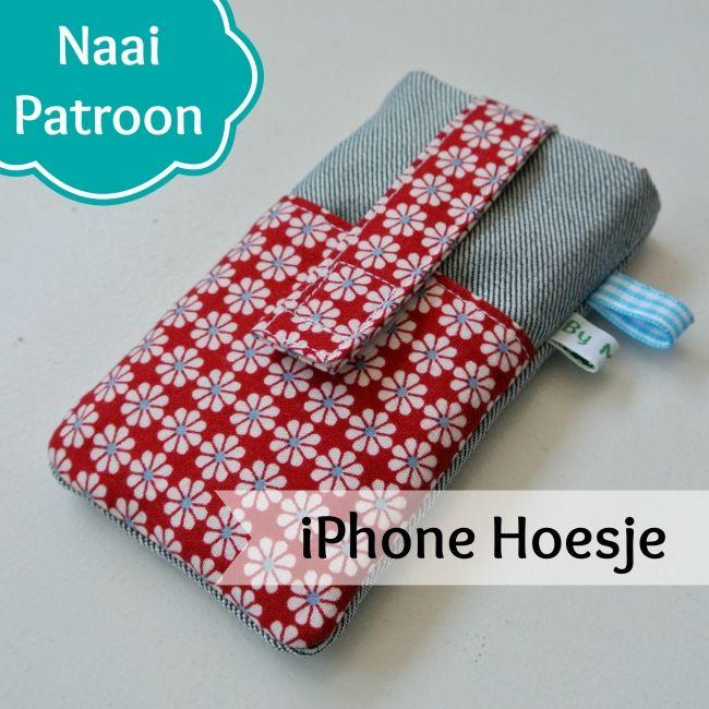 Fabulous Patroon iPhone Hoesje - Sew Natural | FABRIC IDEAS | Pinterest  #CA03