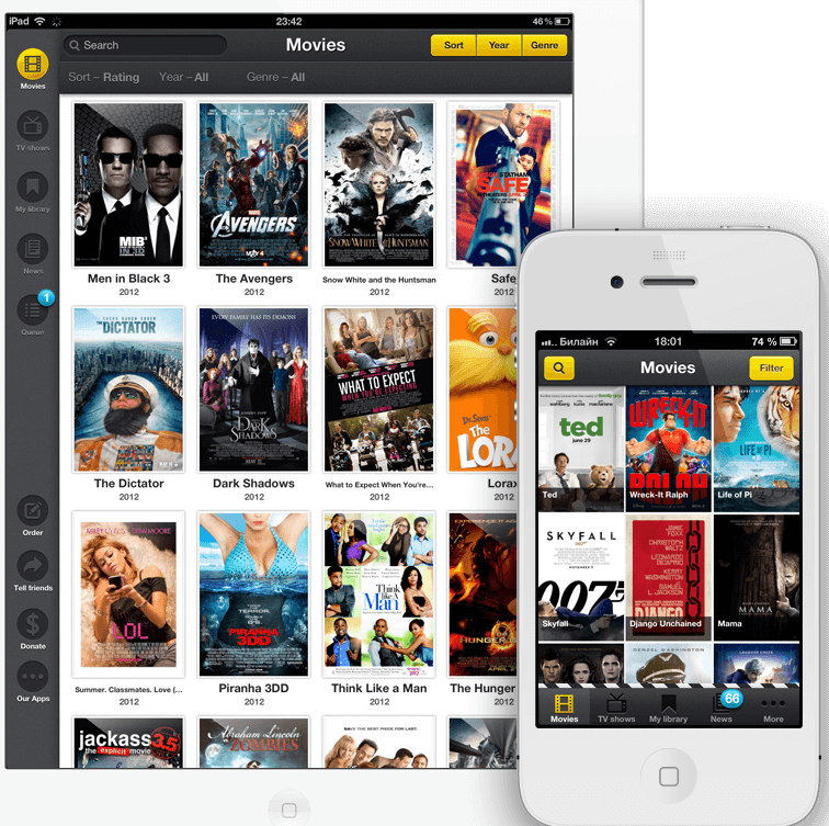 SHOWBOX FOR IPHONE / IPAD – NO JAILBREAK FOR IPHONE 7 / 6