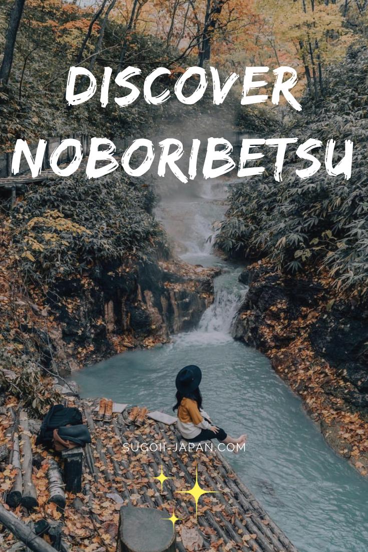 Discover Noboribetsu Onsen in Hokkaido, Japan - Complete Travel Guide!  #Noboribetsu #Onsen #HotSpring #Hokkaido #Japan