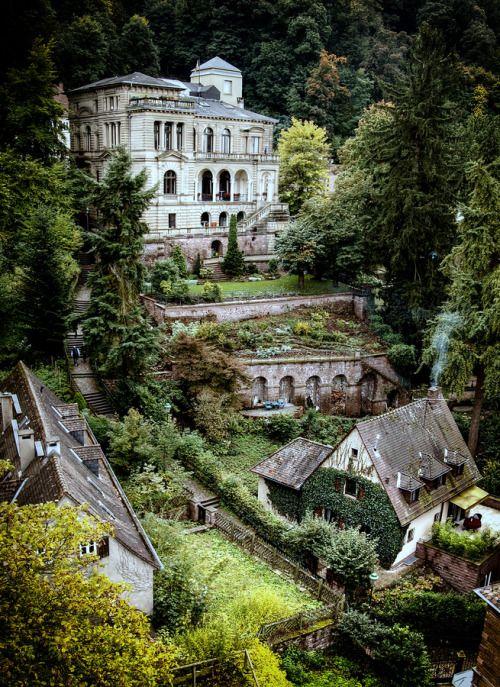 Enchanted Fairytale Dreams ♔ Beautiful places, Castle