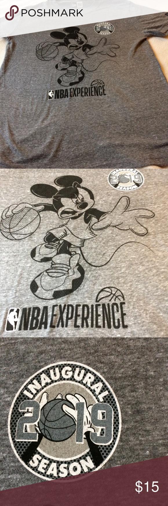 N 🔴3/30🔴BUNDLE! 🔴 NWOT DISNEY NBA EXPERIENCE Nba