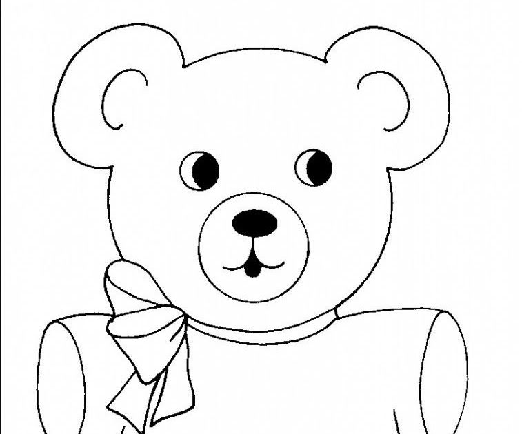 Free Printable Teddy Bear Coloring Pages For Kids Bear Coloring Teddy Bear Coloring Page Bear Color Bear Coloring Pages Coloring Pictures Teddy Bear Pictures