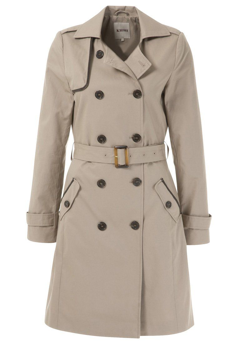 240e496dc2974 KIOMI - THE URBAN TRENCH COAT - Trenchcoat - beige 99,95€   Wear ...