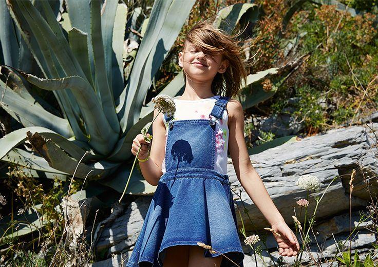 #summer15 flavour! #Benetton #kids #color world.benetton.com/magazine/this-week/urban-jungle/