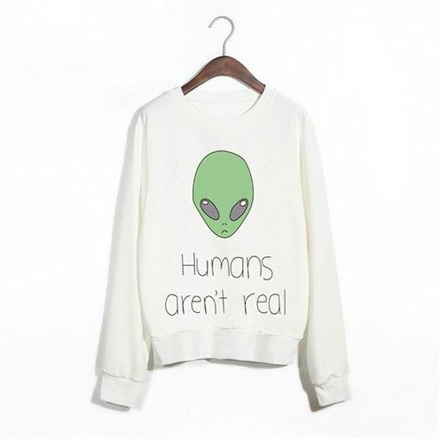 Alien Sweatshirts