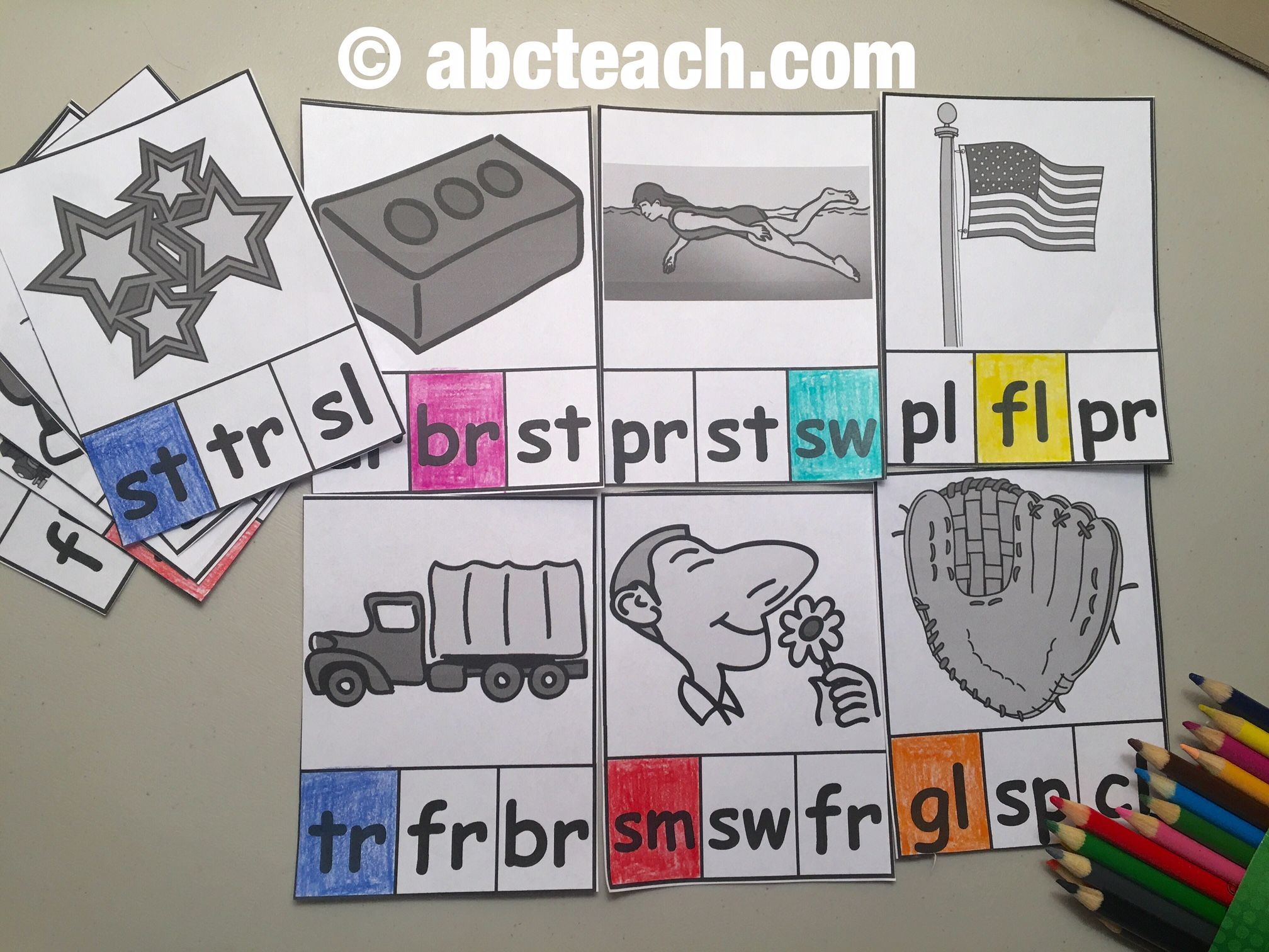 New Phonics Cards These Fun Flashcards Are A Great