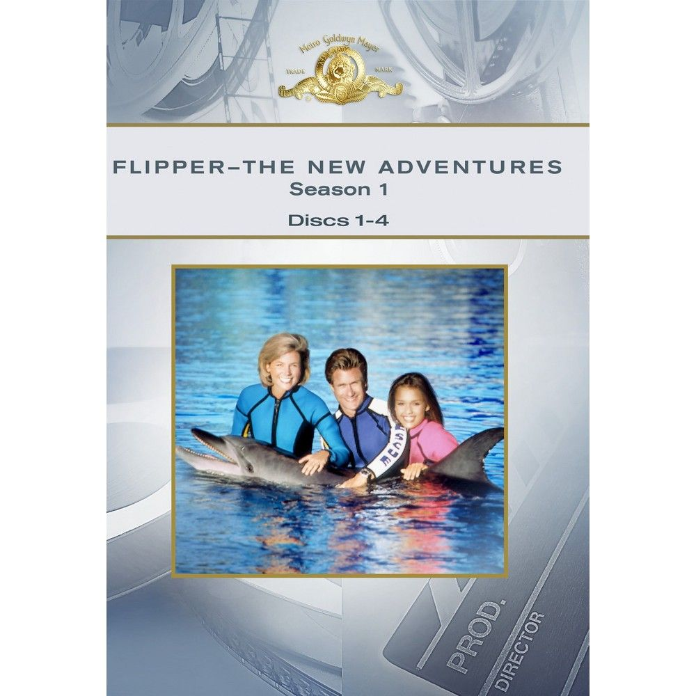 Flipper: The New Adventures - Season 1 [11 Discs]