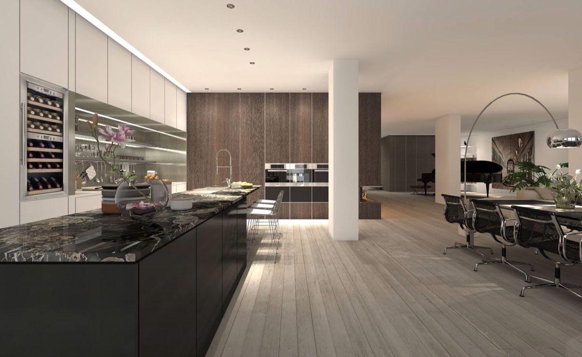 deslee interieur weergave interieurarchitectuur woonideen keukens huis ideen
