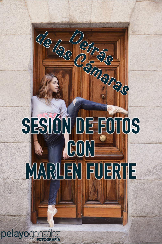 Marlen Fuerte. Ballet por las calles de Madrid