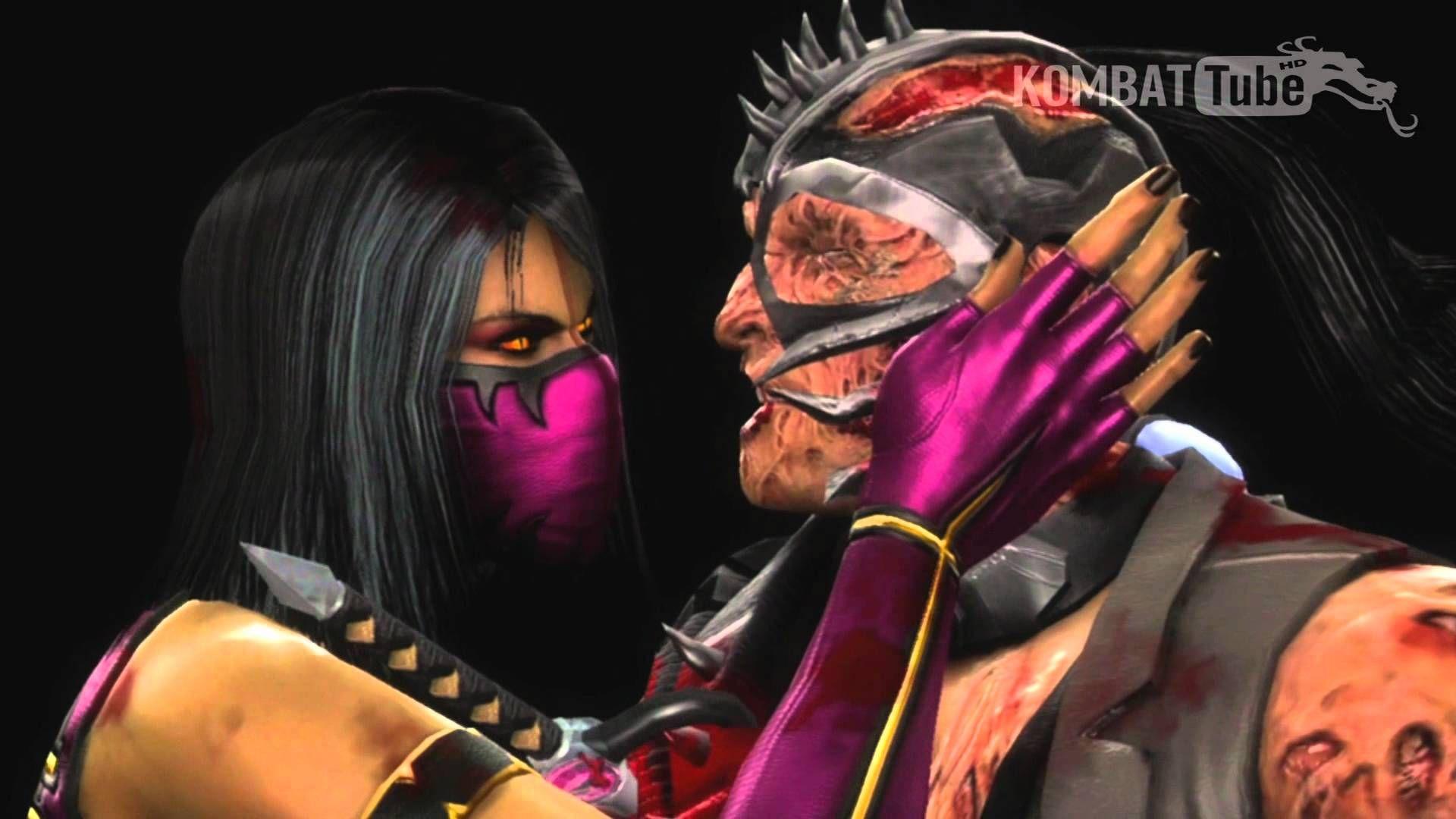 Mk9 Mileena Be Mine Fatality Mortal Kombat Games Mortal