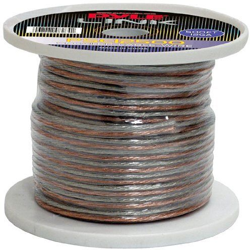 Pyle Psc12500 12 Gauge 500 Feet Spool Of High Quality Speaker Zip Wire By Pyle 78 56 Pyle Link Speaker Wire Is Specially Designed For High End Audio Applicat