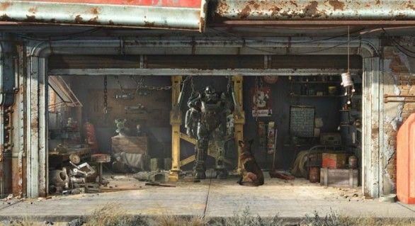 Fallout 4 más cerca
