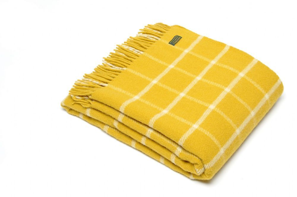 Mustard Yellow Throw Blanket Interesting Yellow Wool Blanket A Very Light Mustard Yellow Throw With A Fresh Inspiration