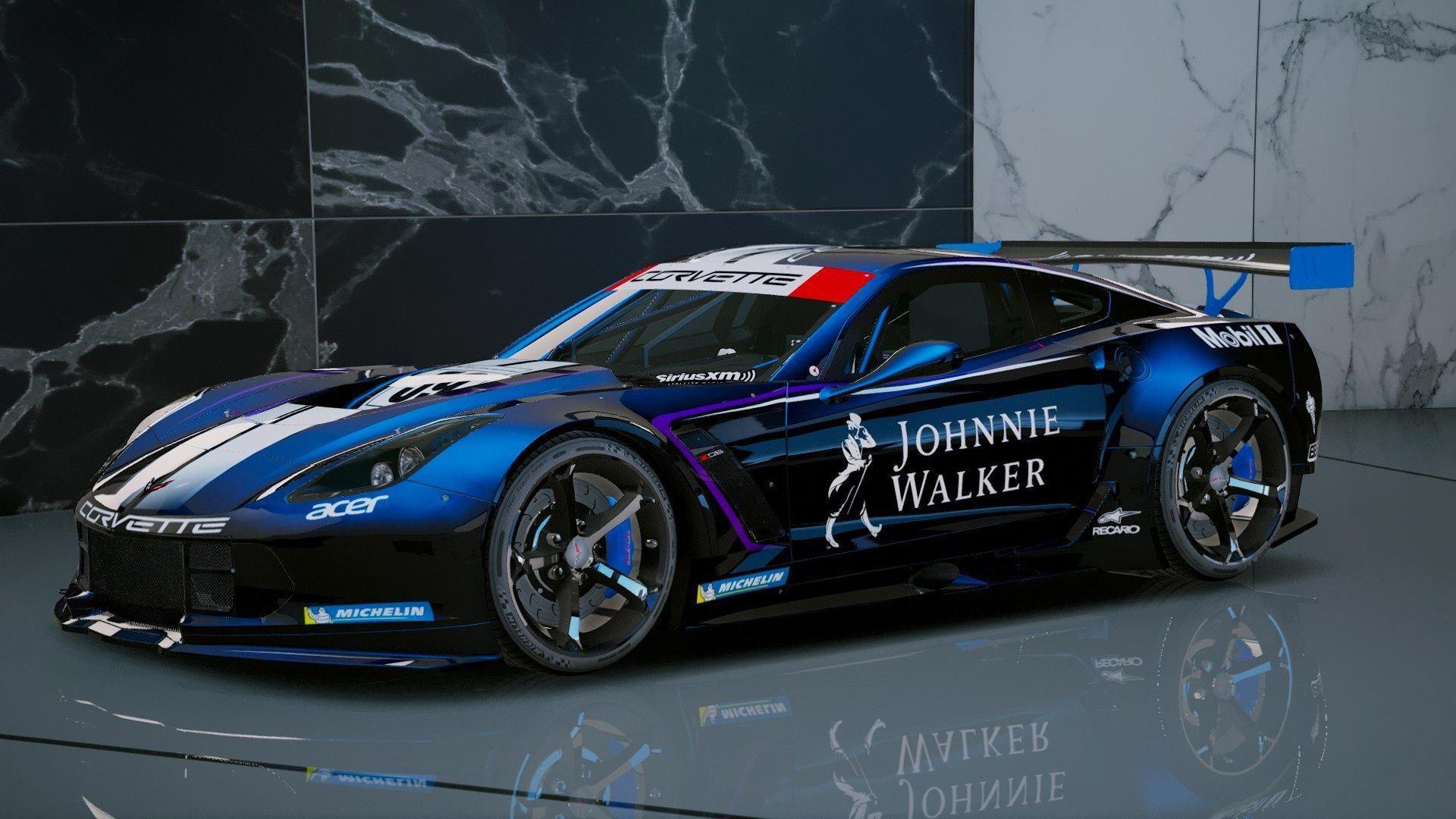 Omg I Truly Adore This Color Selection For This Corvette Chevrolet Corvette Corvette Race Car Corvette
