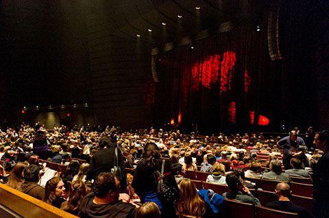 Tori Amos @ Bass Concert Hall - 12/21/2011