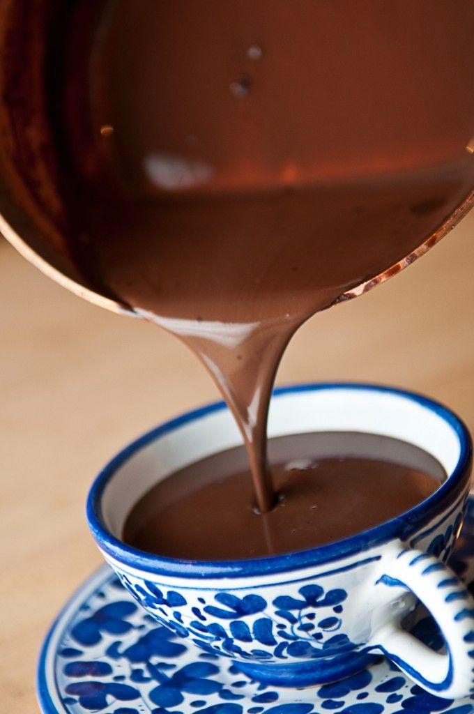 Drinking Chocolate Hot Chocolate Recipes Mexican Hot Chocolate Chocolate Drinks