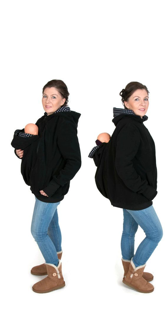 612c4750ef534 KOALA 3in1 Babywearing jacket FRONT/BACK Maternity Pregnancy ...
