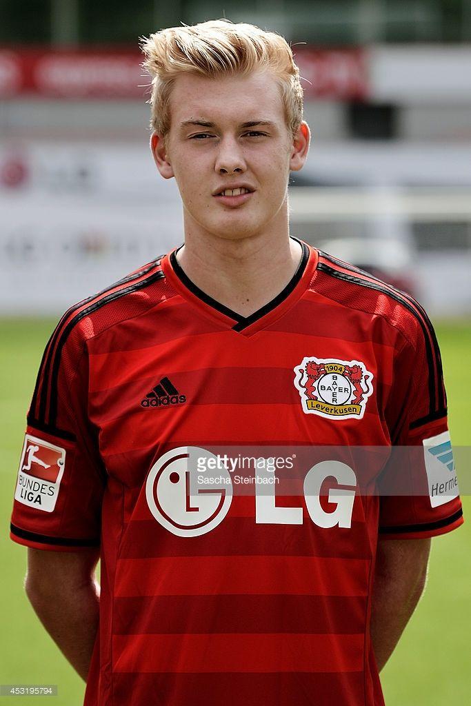 Julian Brandt Julian Brandt Germany Football Soccer Players