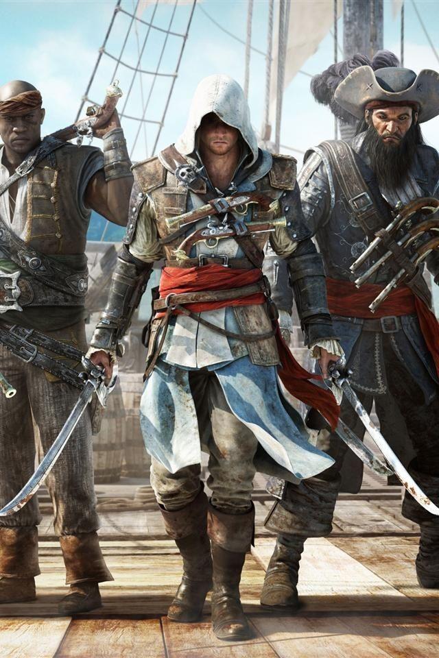 The new assasin Assassins creed, Arte assassins creed