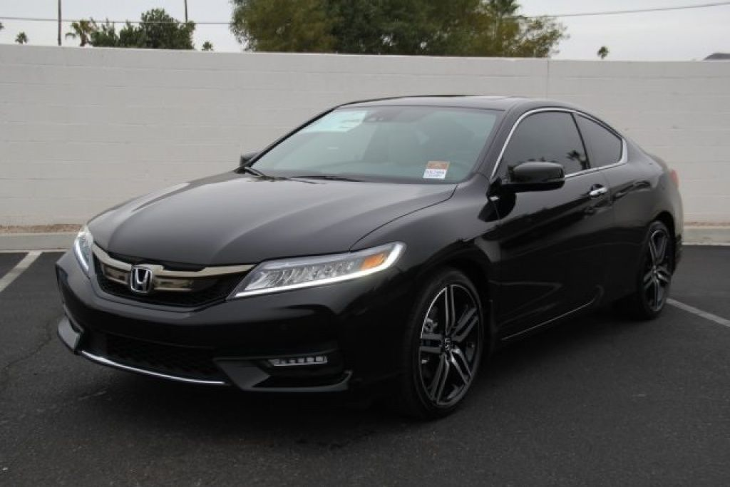New 2017 Honda Accord Touring V6 For Sale in Phoenix AZ