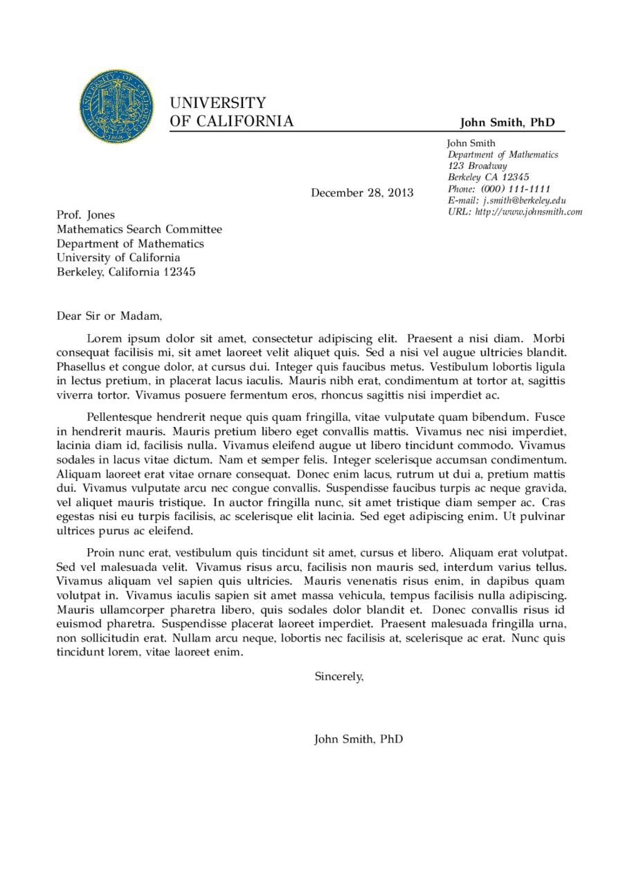2018 official letter format fillable printable pdf https