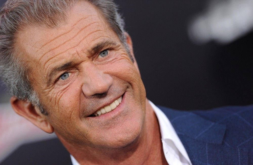 Mel Gibson Photos: 'The Expendables 3' Premieres in Hollywood