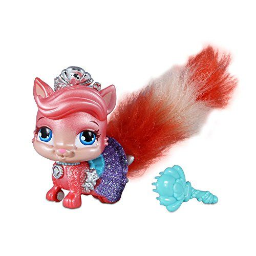 Disney Princess Palace Pets Ariel S Kitty Treasure Wiggle And