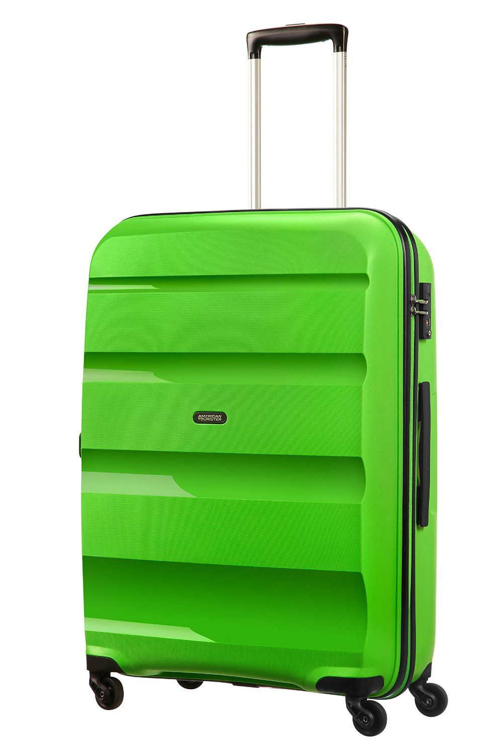 This Is American Tourister Suitcase In Cabin Luggage Handbags With A Dimension Of 75 Cm 91 Liters Pop Green Bon Air American Tourister Suitcase