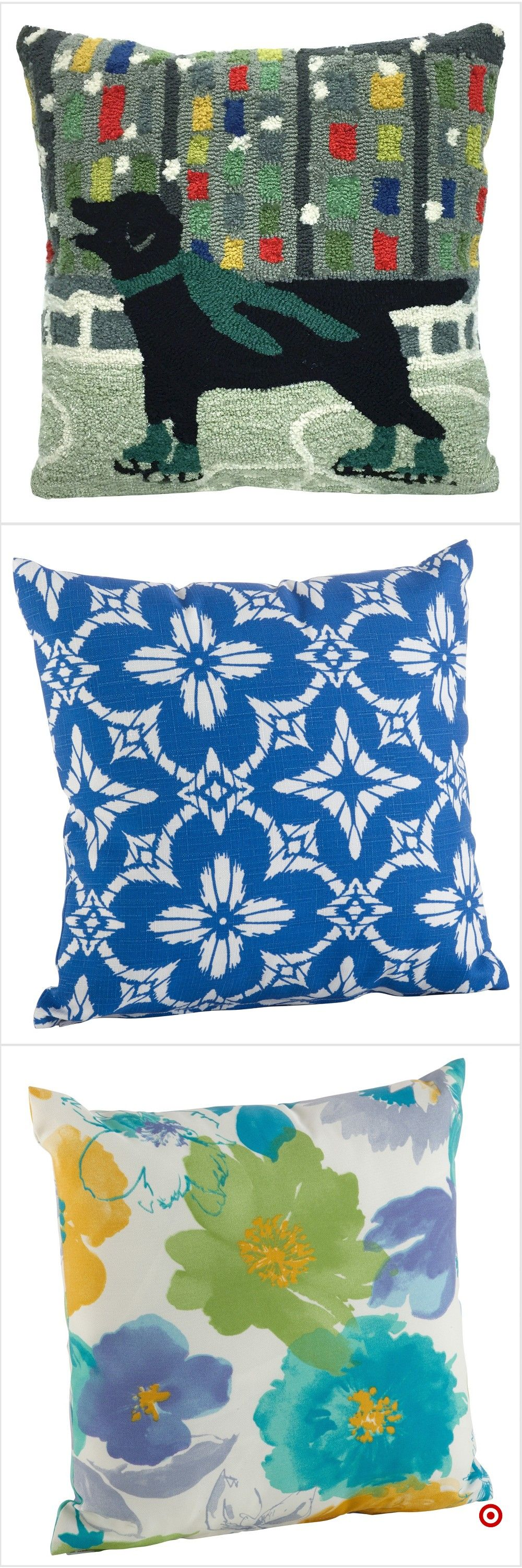 Shop Target for outdoor decorative pillow you will love at