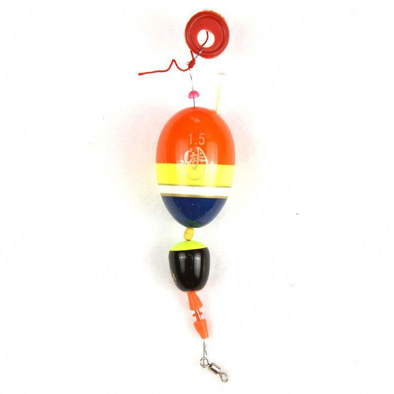 Professional ISO Wood fishing float iso fishing bobber from Korea