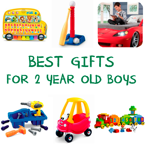 Tons Of Great Gift Ideas For 2 Year Old Boys