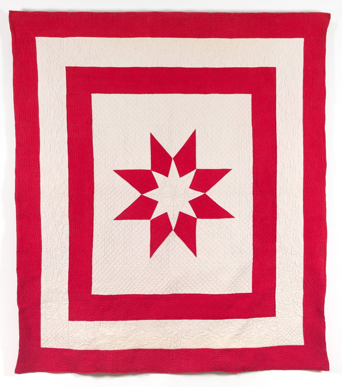 Sanderson star quilt - early 20th century. Quilt Museum - York ... : sanderson quilts - Adamdwight.com