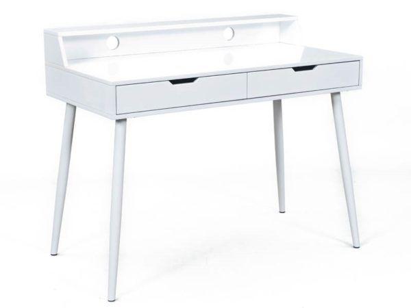 Bureau Avec Tiroir Bureau Avec 2 Tiroirs Pargas Meubles Atlas Office Desk Furniture Office Furniture