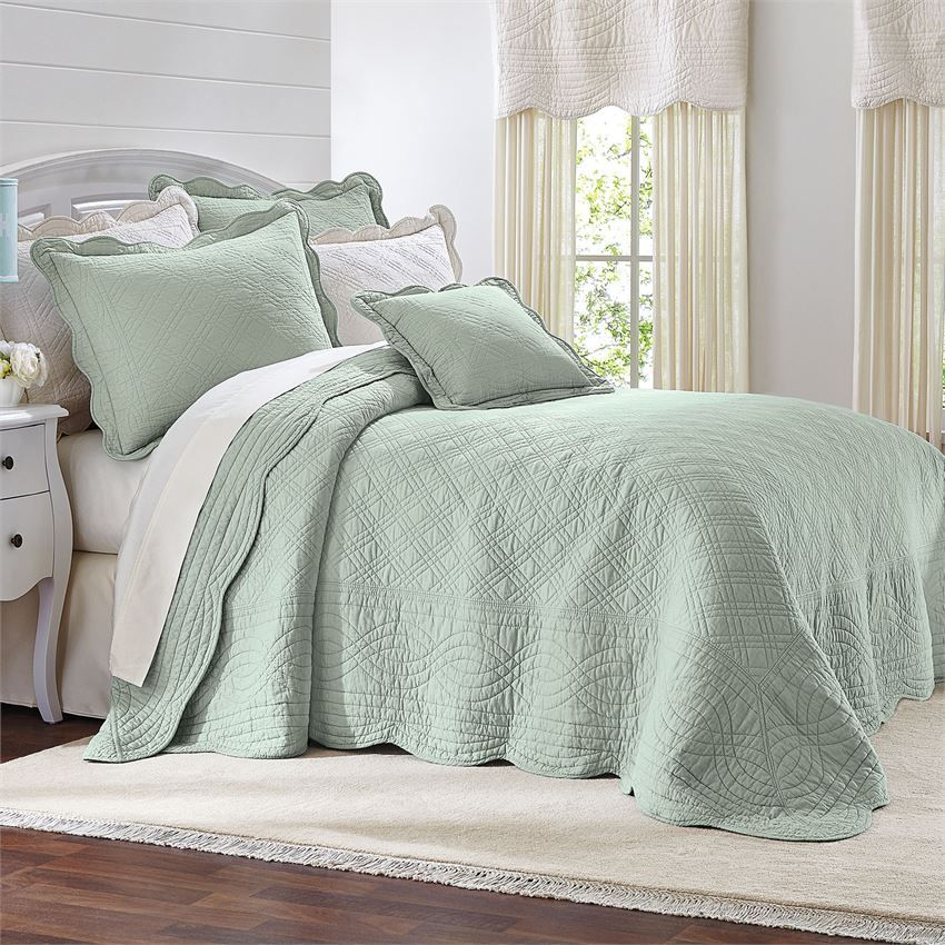 Florence Oversized Cotton Bedspread Collection Bedspreads Brylanehome Bed Spreads Home Bedroom Design