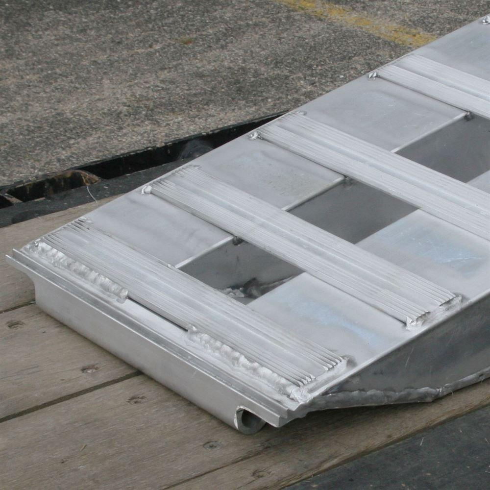 Modular Step Deck Trailer Ramp System Handyman Trailer