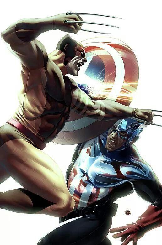 Marvel Men