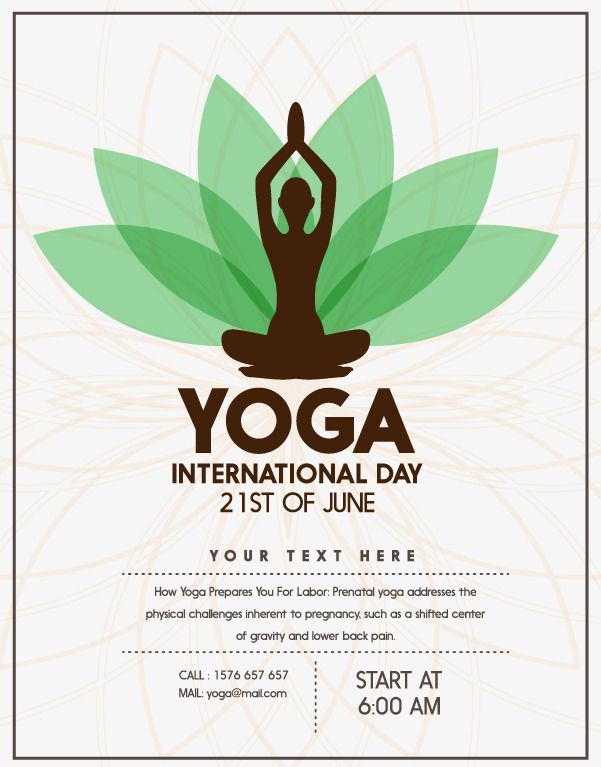 Yoga Poster Vector Elements Yoga Vector Poster Vector Woman Png And Vector With Transparent Background For Free Download In 2020 Yoga Poster Design Yoga Poster Awareness Poster