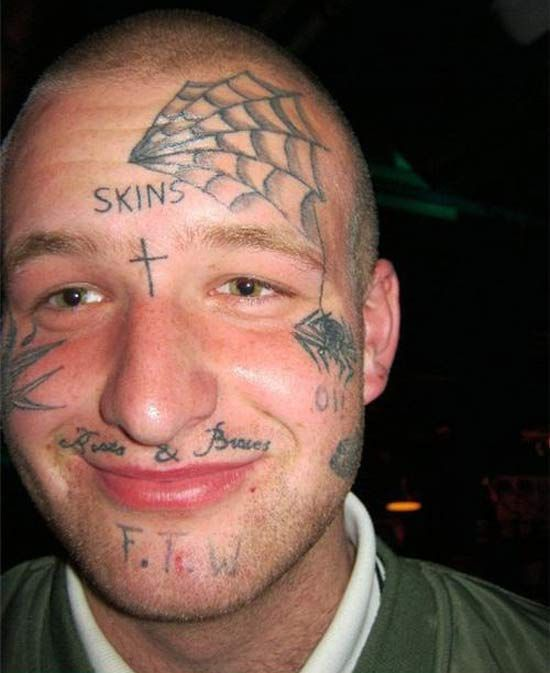 Worst Tattoos: 13 More Uglies – Team Jimmy Joe | decstop ...