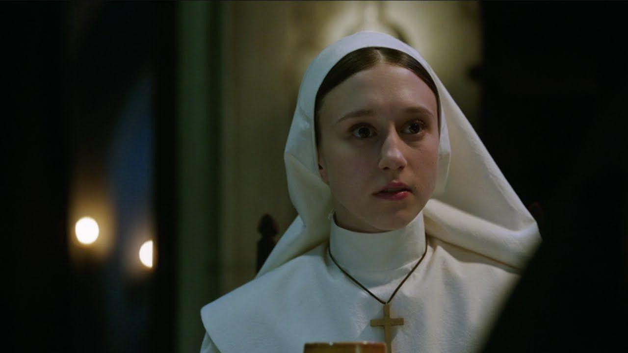The Nun Official Teaser Trailer Hd A Freira Filme A Freira